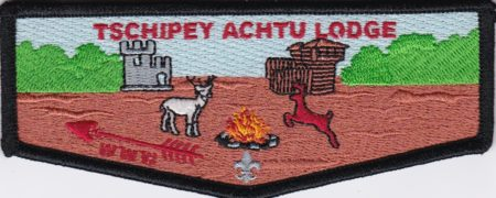 Tschipey Achtu Lodge #(95) Camp Cutler Flap S28