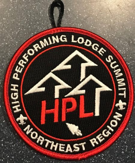 NER OA – 2018 High Performance Lodge Summit Patch