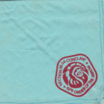 Section NE-3A 1976 Conclave Neckerchief
