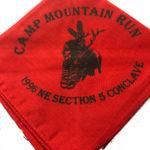 Section NE-5 1996 Conclave Neckerchief