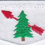 Otahnagon Lodge #172 2019 Winter Banquet Flap S46