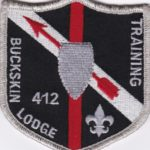 Buckskin Lodge #412 Training Patch X15 Update