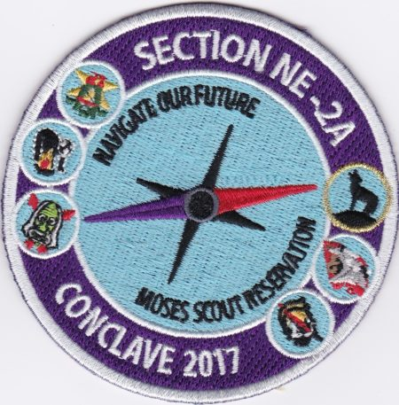 Section NE-2A 2017 Conclave Trading Post Patch