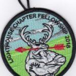 Tschipey Achtu Lodge #(95) Lighthouse Chapter 2018 Fellowship eR2018