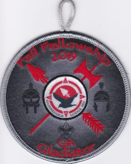 Shinnecock Lodge #360 2019 Fall Fellowship 360eR2019