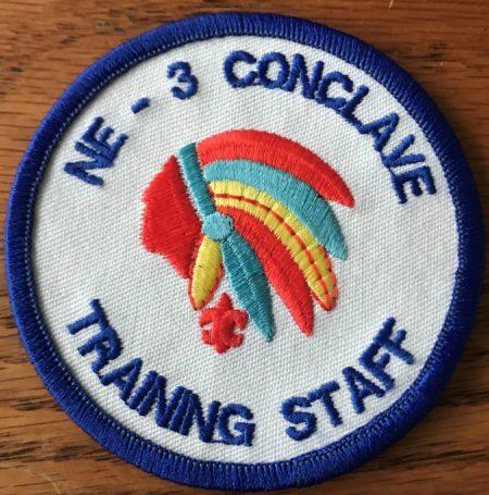 Section NE-3 1988(?) Training Round